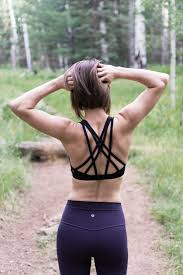 Lululemon Free To Be Serene Bra Boysenberry Align Crops