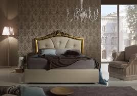 bett greta 160x200cm mit stauraum in beige gold luxus design ohne matratze
