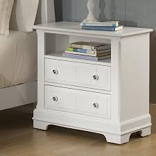 Vaughan Bassett Reflections Dresser by Vaughan Bassett Cottage Commode Nightstand Belfort Furniture