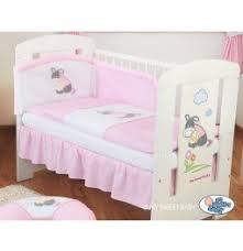 chambres bébé pas cher parure et tour de lit bebe bourriquet achat linge de lits disney