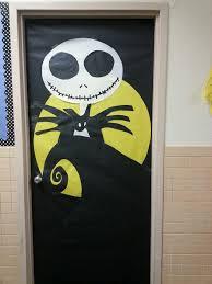 Classroom Door Christmas Decorations Pinterest by Nightmare Before Christmas Door Classroom Ideas Pinterest