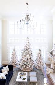 Grandin Road White Christmas Tree by White Christmas Tree Green Decorations