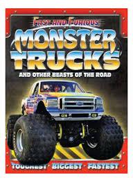100 Monster Truck Nitro 2 Shop S Paperback Online In Dubai Abu Dhabi And All UAE