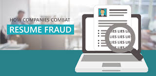 How Companies Combat Resume Fraud With Smart Job History & Academic ... How To Lie On Your Resume Things Include A Fresh Lying On Rumes Do You Uncover When A Candidate Is Doing It What Not In 15 Remove Right Away When Lie The Resume And Still Get Job Is Creative Design Ruing Job Search Interview Tips Makes Seekers Their Rumes The Survey Results Are In Topresume Inspirational Atclgrain Dont 10 Reasons Why Can Kill It Good Idea Alice Berg Medium
