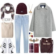 Casual Outfit Ideas For Fall Winter