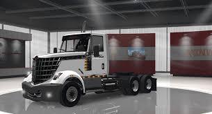 International Lonestar Truck - ATS Mod   American Truck Simulator Mod