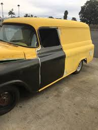 100 1948 Chevy Panel Truck Body And Paint Stoners One Off Customs