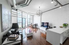 100 Wrigley Lofts 43 Hanna Ave Unit 608 Toronto For Sale 1088000 MrLOFTca