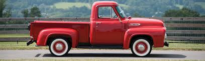 Why Now's The Time To Invest In A Vintage Ford Pickup Truck - Bloomberg 1951 Ford F1 Gateway Classic Cars 7499stl 1950s Truck S Auto Body Of Clarence Inc Fords Turns 65 Hemmings Daily Old Ford Trucks For Sale Lover Warren Pinterest 1956 Fart1 Ford And 1950 Pickup Youtube 1955 F100 Vs1950 Chevrolet Hot Rod Network Trucks Truckdowin Old Truck Stock Photo 162821780 Alamy Find The Week 1948 F68 Stepside Autotraderca