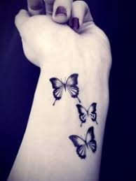 The Butterfly Is A Very Emotional Tattoo To Have It Carries Many Meanings Such As Dreams Of Being Free Roam World