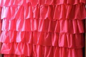 Dark Purple Ruffle Curtains by 100 Purple Waterfall Ruffle Curtains Shabby Chic Curtains