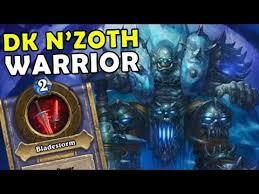 search result youtube video hearthstone n zoth warrior deck
