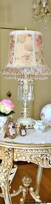 Best 25 Shabby chic lamps ideas on Pinterest