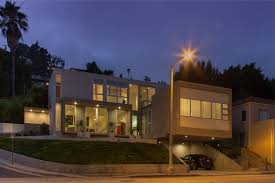100 Cantilever Home LeeMundwiler Architects FAIA House Modern In Los