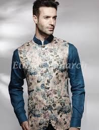 glamorous printed jacket nehru jackets pinterest sherwani