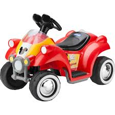 100 Kid Trax Fire Truck Battery Trax Disney Mickey Mouse 6v Toddler Quad Electric Ride On