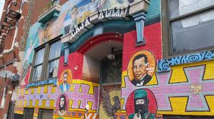 Big Ang Mural Chicago by Loss Of Iconic Pilsen Mural Sparks Outrage Chicago Tonight Wttw