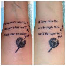 Mother Daughter Tattoo 18