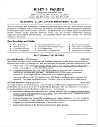 Account Executive Resume Sample Examples Insurance Execut Full Size