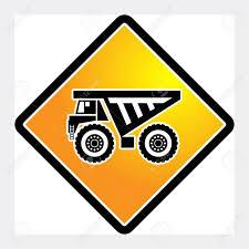 100 Truck Sign Dump Vector Illustration Royalty Free Cliparts Vectors