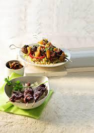 cuisiner le magret recette brochettes de magret de canard sauce satay