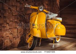 Vespa Stock Images Royalty Free Vectors