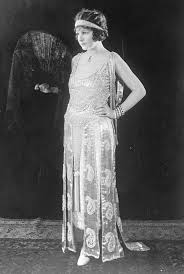 Actress Norma Talmadge Became Known For Wearing A Flapper Look Here She Is In An