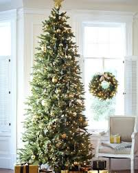 75 Ft Slim Christmas Tree by Slim Christmas Tree White 9 Ft Slim Christmas Tree With Led Lights