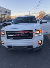 2015 Sierra Daytime Running Light Question - 2014 - 2018 Chevy ... 2018 New Gmc Sierra 1500 4wd Double Cab Standard Box Slt At Banks Goodguys On Twitter Shelbie Wolks 49 Pickup Is A 2015 Truck Daytime Running Light Question 2014 Chevy Realrides Of Wny 1949 250 Panel Truck Pickup 22 Inch Rims Truckin Magazine Chevrolet Silverado Hd And First Drive Motor Trend Ccinnati Oh Mason Loveland West Chester Matt Riley Stairs Cumminspowered 3100 2004 For Sale Copart Woodhaven Mi Lot 44178198 2019 2500hd Crew Diesel Denali 2011 In Houston Classic Of Flame Throwing Pick Up Youtube