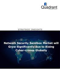Network Security Sandbox Market Will Grow Significantly Due To Rising Cyber Crimes Globally STRATEGIC INSIGHTS