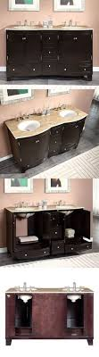 vanities 115625 blossom 48 sydney double sink bathroom vanity