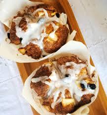 Panera Pumpkin Muffin Ingredients by Apple Raisin Cobblestone Muffins Shugary Sweets