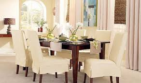 Dining Chairs Slipcovers With New Design Model