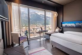 panorama classic adlers design hotel innsbruck