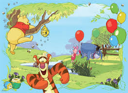 tapis de chambre winnie l ourson fresque murale winnie l ourson disney papier peint maxi poster