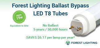 bulbtronics t8 led ballast bypass ls