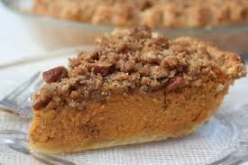 Pumpkin Pie With Pecan Praline Topping by Pecan Pumpkin Pie Recipe U2014 Dishmaps