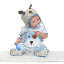 Detail Feedback Questions About NPK 55cm Newborn Reborn Baby Dolls