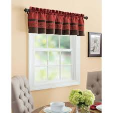 Tier Curtains 24 Inch by Kitchen Awesome Grommet Kitchen Curtains Long Kitchen Curtains