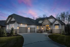 100 Homes In Kansas City The Palermo Custom In KS Starr