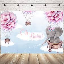Baby Elephant Shower Ideas