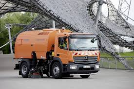 Mercedes-Benz Atego - IFAT 2014