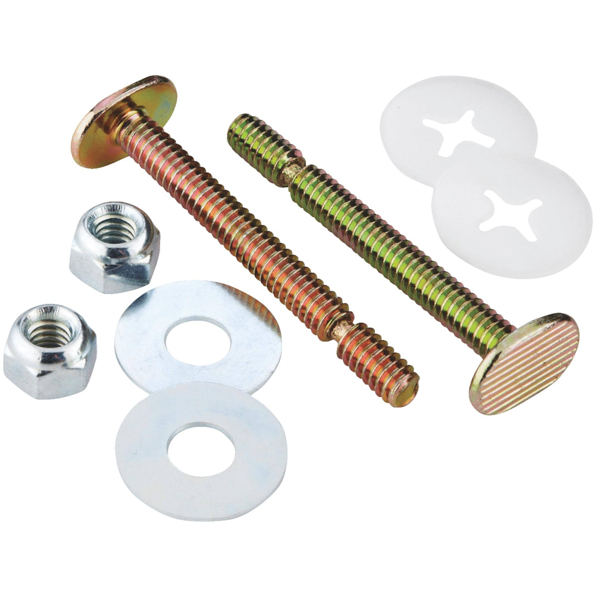 "Do It 1-1/4"" Toilet Bolt Set, 405493"