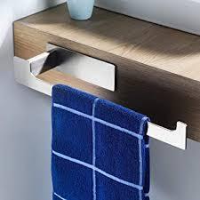 yigii handtuchhalter bad ohne bohren handtuchstange selbstklebend edelstahl handtuchring für schrank