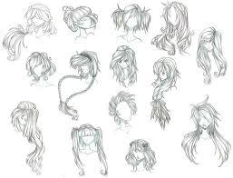 Anime Hair By Aii Cute On DeviantArt