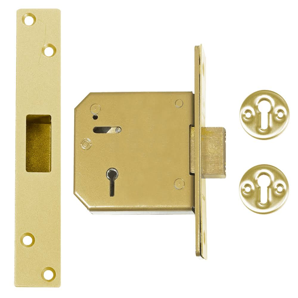 UNION 3G115 5 Lever Deadlock - 80mm