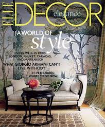 Elle Decor Sweepstakes And Giveaways by Elle Decor Magazine U2013 Price 4 50 With Coupon Code Decor