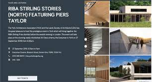 100 Architects Stirling Stirling Stories Blog Invisible Studio