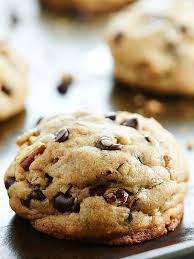 If you love fluffy soft dense gooey cookies then this Fluffy Chocolate