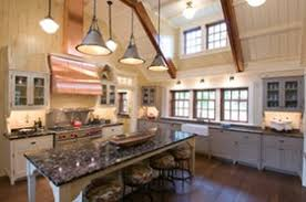 9 kitchens with copper accents inspiration dering